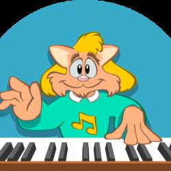 Luovasti pianolla -kirja (2019)